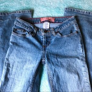 Mossimo Bootcut Light Wash Jeans